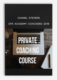Chanel Stevens – CPA Academy Coaching 2018