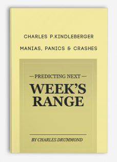 Charles Drummond – Predicting Next Weeks's Range