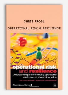 Chris Frosl – Operational Risk & Resilience