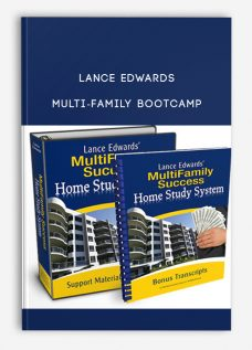 Lance Edwards – Multi-Family Bootcamp