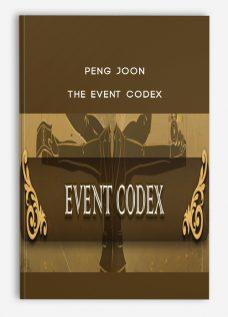 Peng Joon – The Event Codex