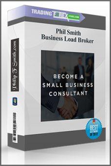 Phil Smith – Business Loan Broker