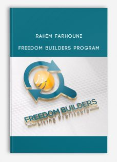 Rahim Farhouni – Freedom Builders Program