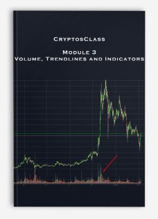 CryptosClass – Module 3 – Volume, Trendlines and Indicators
