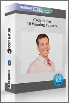 Cody Butler – 10 Winning Funnels