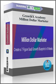 GrowthX Academy – Million Dollar Marketer