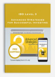 IBD Level 3 – Advanced Strategies for Successful Investing