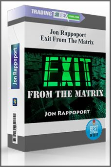 Jon Rappoport – Exit From The Matrix