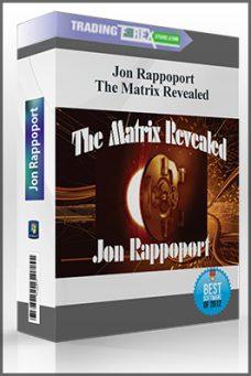 Jon Rappoport – The Matrix Revealed
