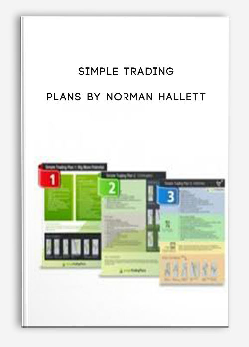 SIMPLE TRADING PLANS BY NORMAN HALLETT