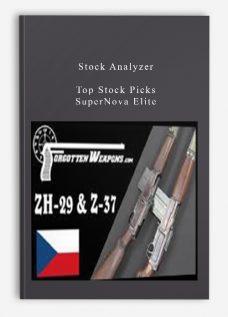 Stock Analyzer – Top Stock Picks – SuperNova Elite [76 videos (mp4)]