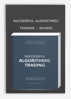 Successful Algorithmic Trading + source