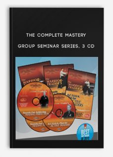 The Complete Mastery Group Seminar Series, 3 CD
