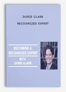Dorie Clark – Recognized Expert