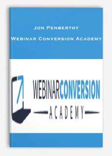 Jon Penberthy – Webinar Conversion Academy