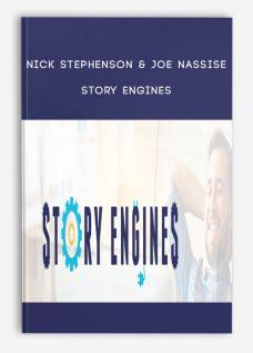 Nick Stephenson & Joe Nassise – Story Engines