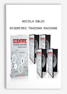 Nicola Delic – scientific trading machine