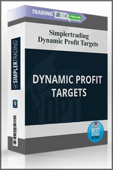 Simpler Options - Dynamic Profit Targets