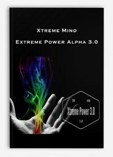 Xtreme Mind – Extreme Power Alpha 3.0