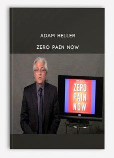Adam Heller – Zero Pain Now