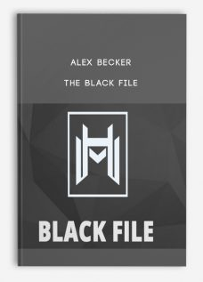 Alex Becker – The Black File