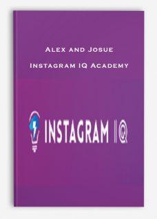 Alex and Josue – Instagram IQ Academy