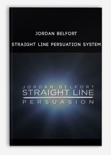 Jordan Belfort – Straight Line Persuation System