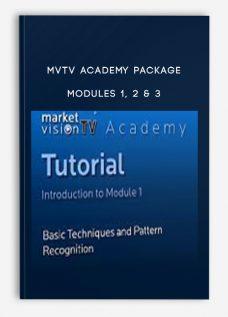 MVTV Academy package – Modules 1, 2 & 3