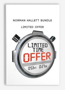 Norman Hallett bundle – Limited Offer