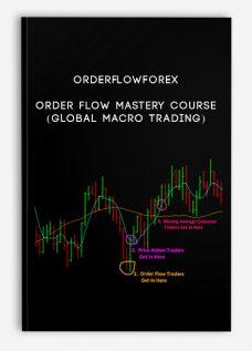 Orderflowforex – Order Flow Mastery Course (Global Macro Trading)