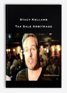 Stacy Kellams – Tax Sale Arbitrage