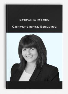 Stefania Mereu – Conversionxl Building