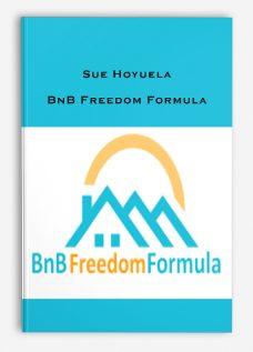 Sue Hoyuela – BnB Freedom Formula