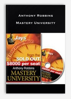 Anthony Robbins – Mastery University