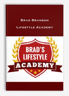Brad Branson – Lifestyle Academy