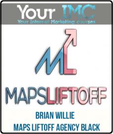 Brian Willie – Maps Liftoff Agency Black