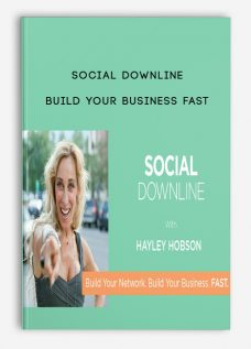 Build Your Business FAST by Social Downline