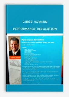 Chris Howard – Performance Revolution