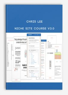 Chris Lee – Niche Site Course V3.0