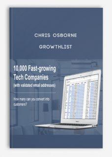 Chris Osborne – GrowthList