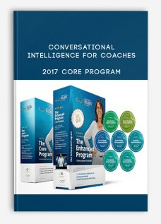 Conversational Intelligence for Coaches – 2017 Core Program