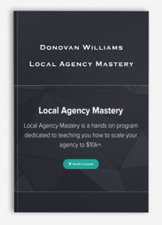 Donovan Williams – Local Agency Mastery