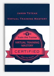 Jason Teteak – Virtual Training Mastery
