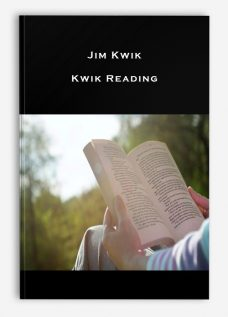 Jim Kwik – Kwik Reading