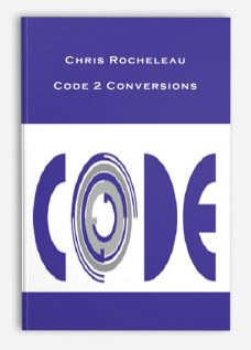 Chris Rocheleau – Code 2 Conversions