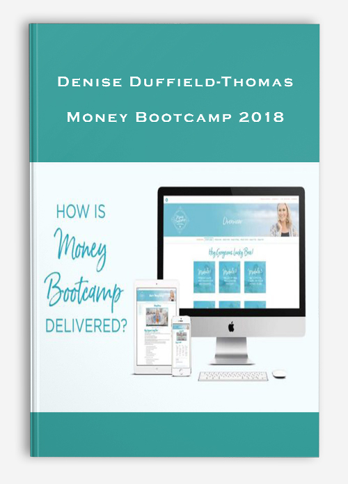 Denise Duffield-Thomas – Money Bootcamp 2018