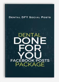 Dental DFY Social Posts
