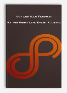 Guy and Ilan Ferdman – Satori Prime Live Event Footage