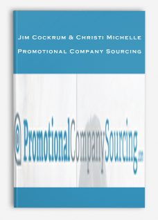 Jim Cockrum & Christi Michelle – Promotional Company Sourcing