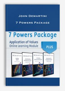 John Demartini – 7 Powers Package